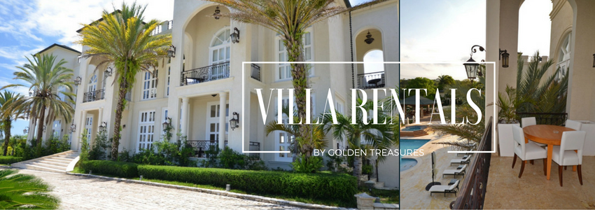 villa rentals by golden treasures