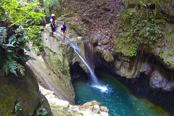 damajagua 27 falls
