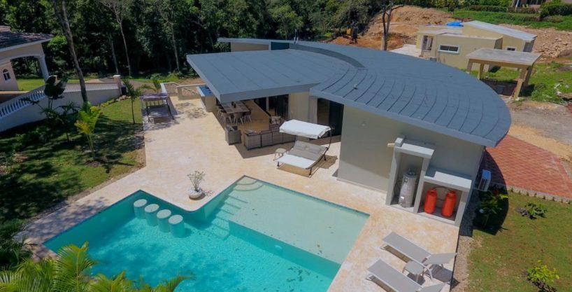 Modern 4 Bedroom Villa in Sosua – Vacation Home