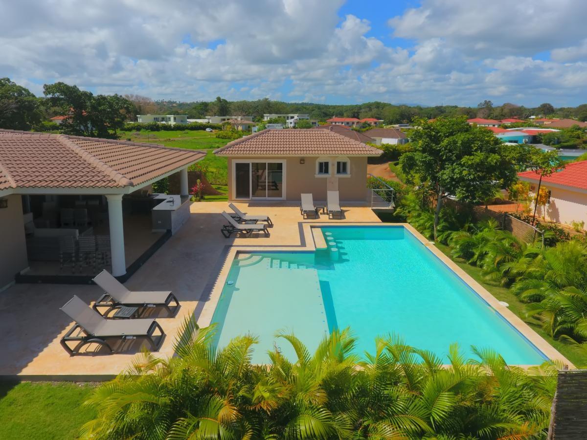 3 Bedroom Family Rental Villa in Sosua