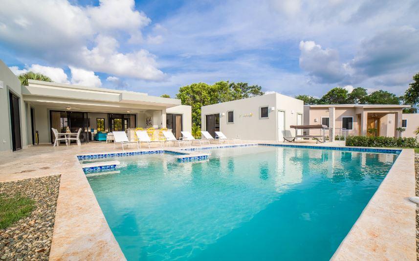 5 Bedroom New Sosua Villa Rental