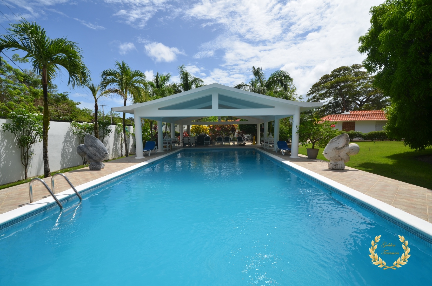 2 Bedroom Villa Rental in Sosua with Lap Pool