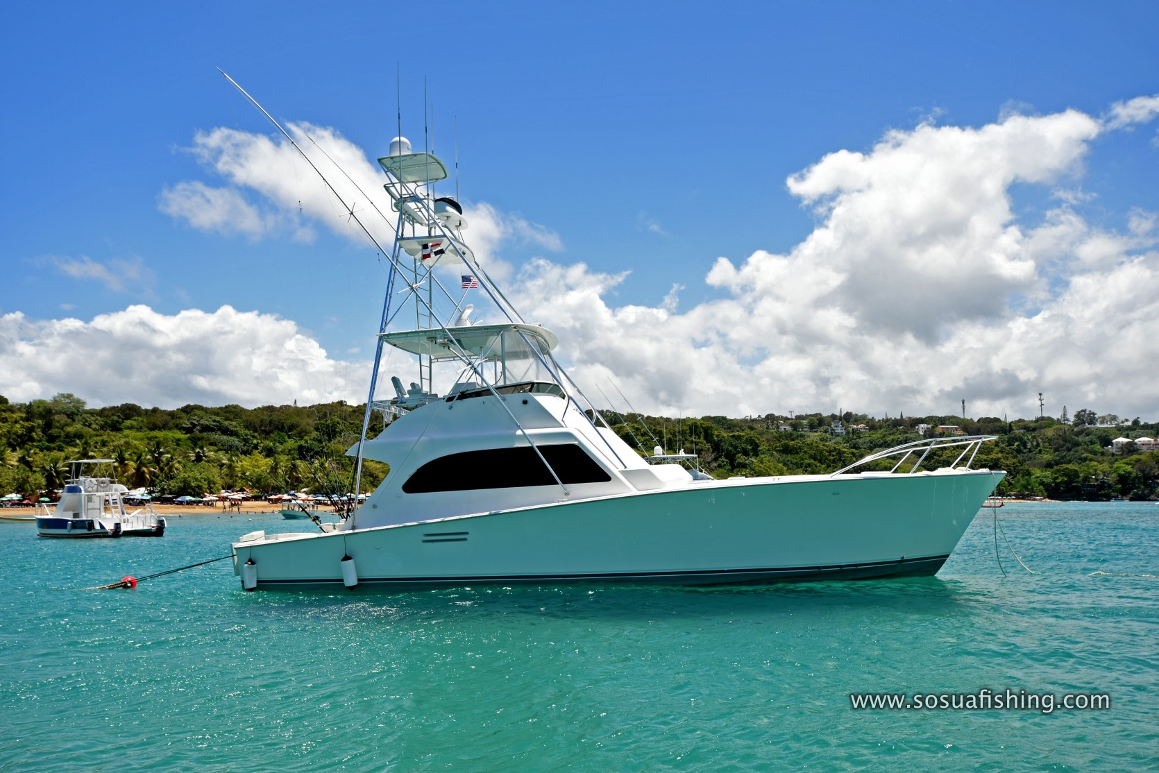 Luxury Yacht Rental in Sosua Puerto Plata