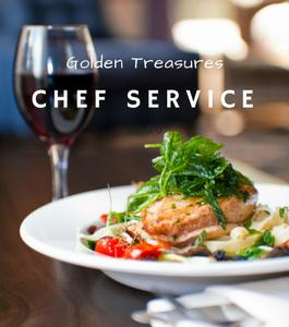 villa chef service