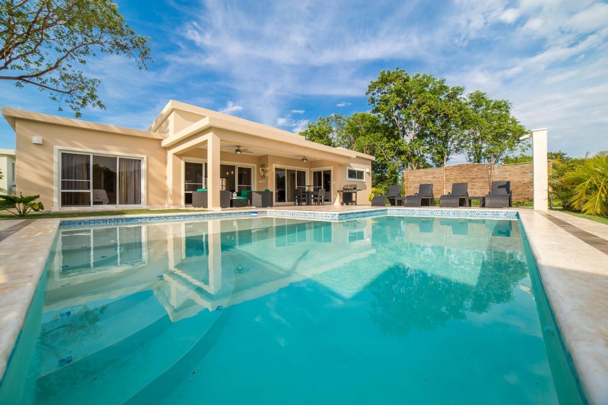 2 Bedroom Sosua Villa Rental Featured on HGTV