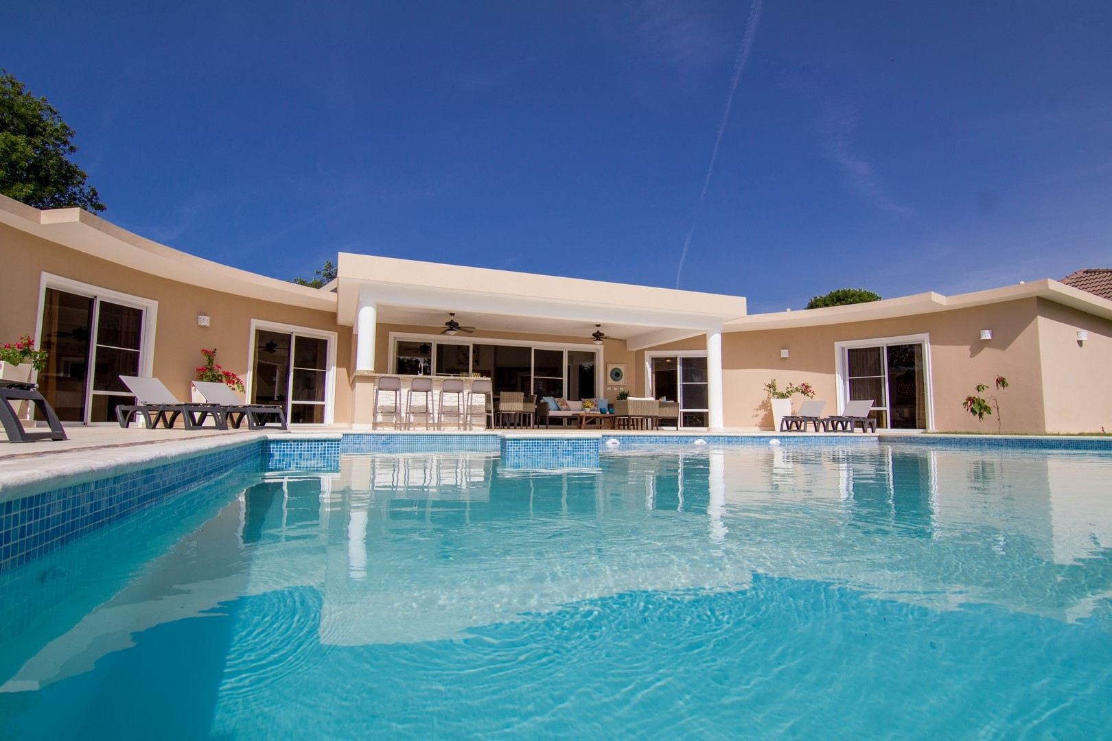 4 Bedrooms Vacation Villa in Sosua