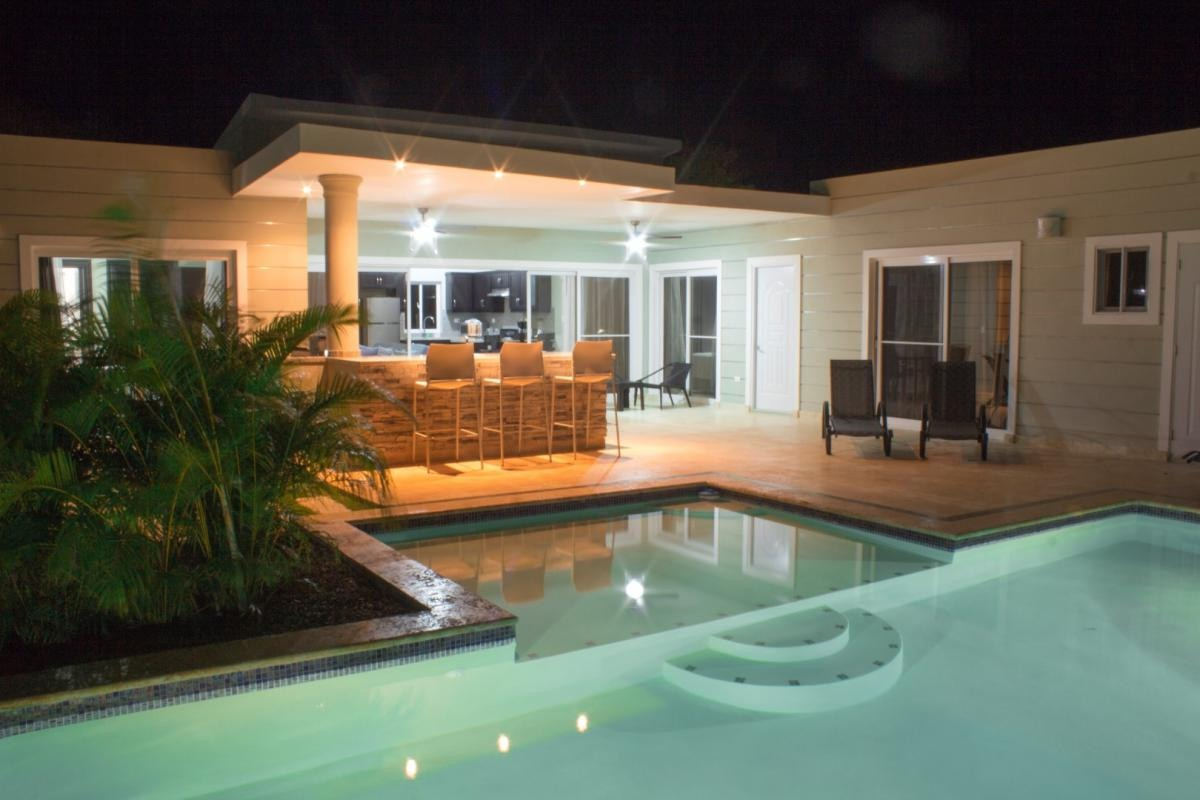 Holiday Vacationing Sosua Villa Gated Community