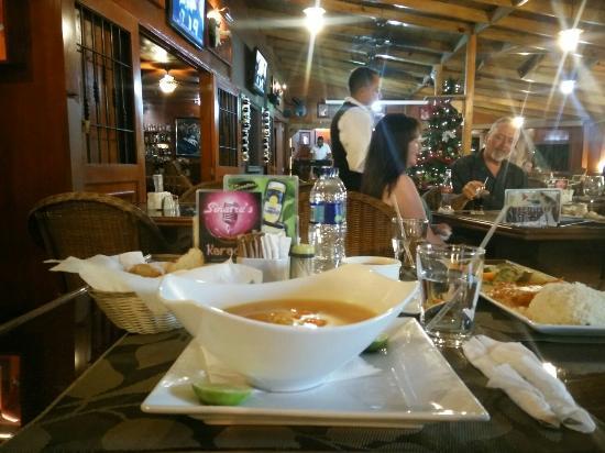 Sinatra`s restaurant