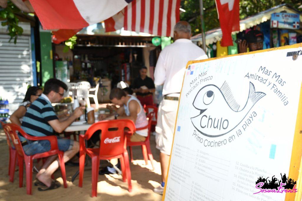 Chulo Restaurant Sosua Beach