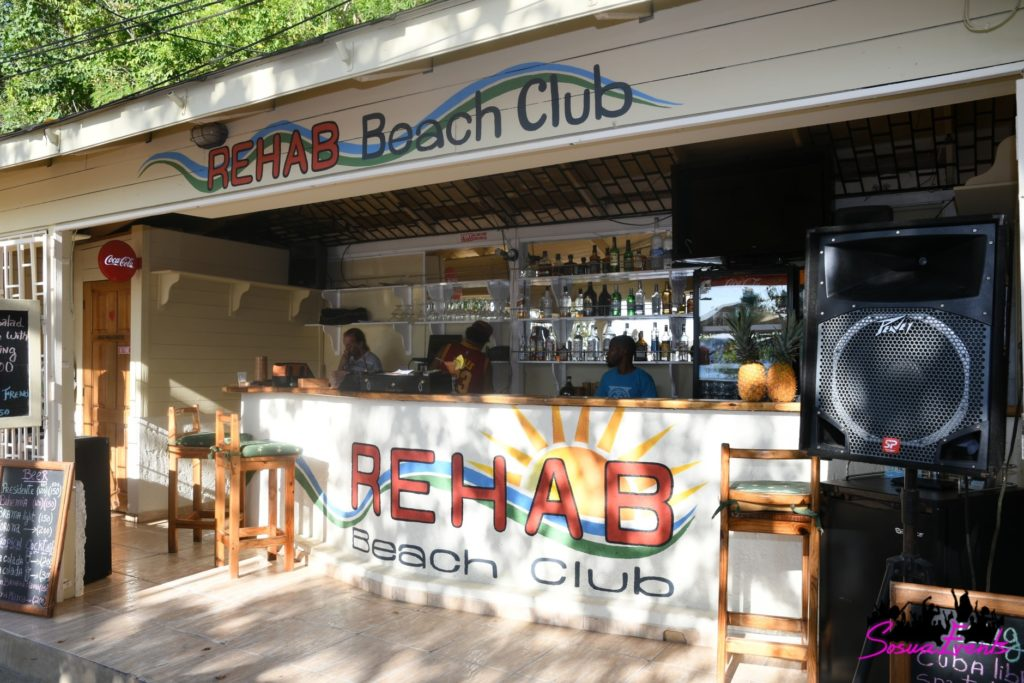 Rehab bar and restaurant