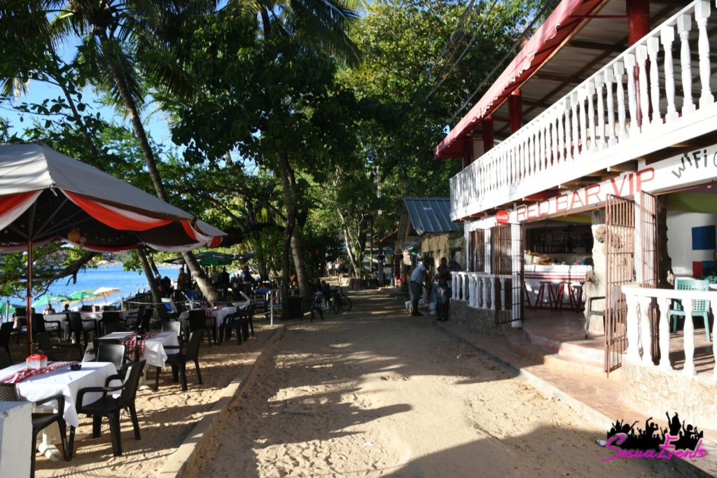 Red bar in Sosua