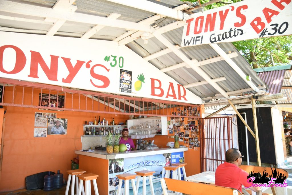Tony`s bar and Restaurant