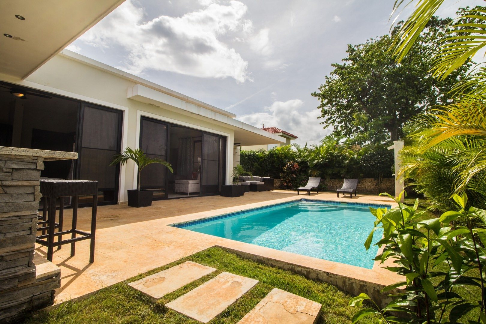 Sosua Travel Villa Rental 2 Bedrooms Dominican Republic