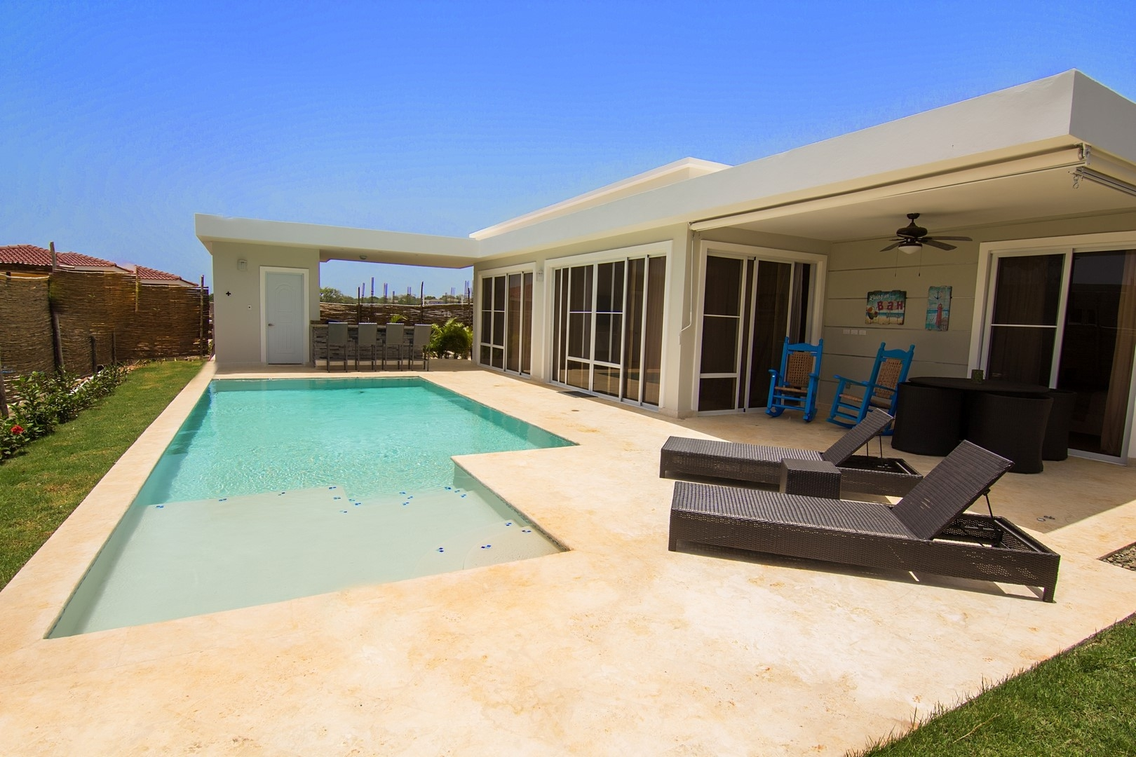 Sosua Vacation Villa Rental 2 Couples Retreat Dominican Republic