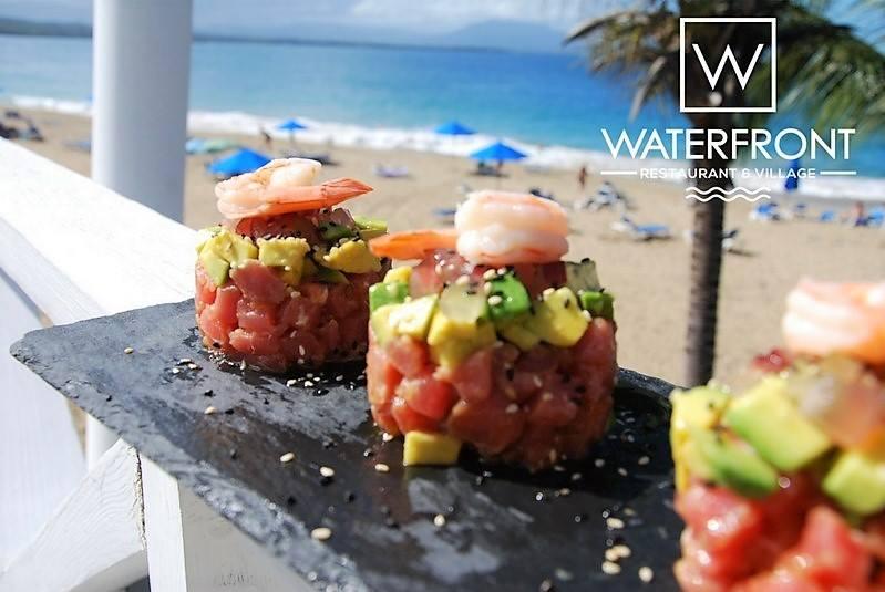 waterfront restaurant sosua