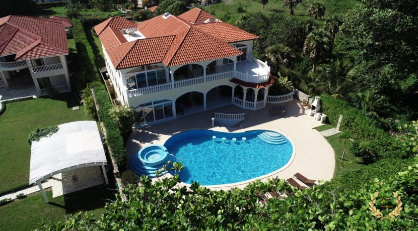 Luxury Villa Rental Between Sosua Cabarete Dominican Republic