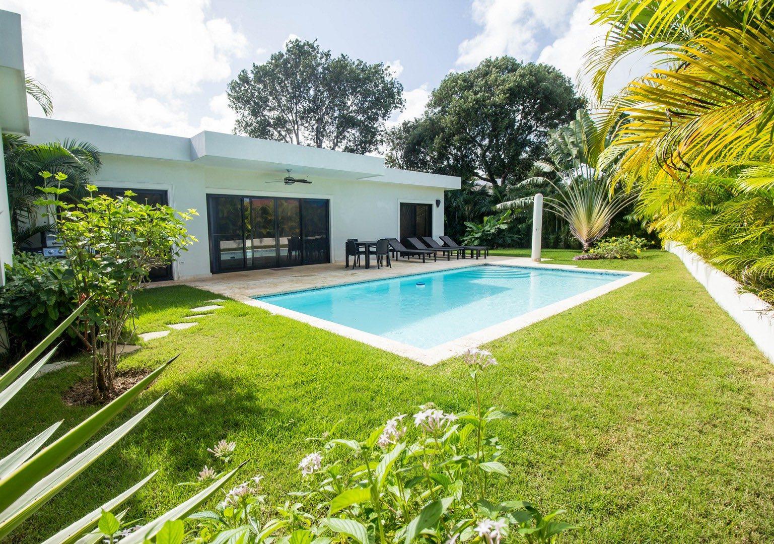 2 Bedroom Sosua Villa Rental Ref#1566