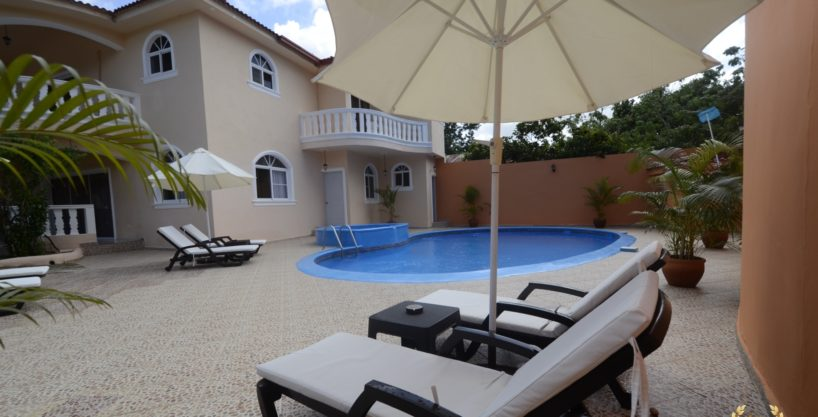 Guest Friendly Villa in Sosua