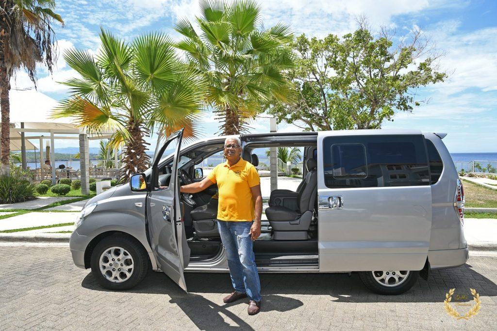 Starex taxi service in Sosua