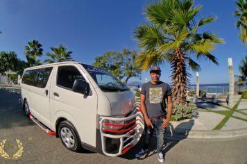 Saul Sosua taxi service