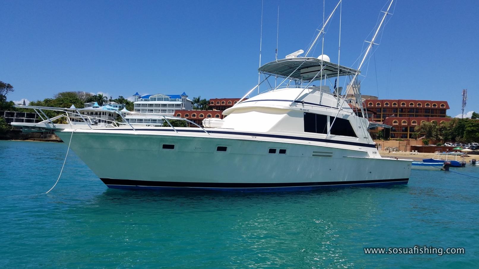Sosua Yacht Rental Puerto Plata Dominican