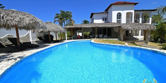 5 Bedroom Private Villa Rental Sosua