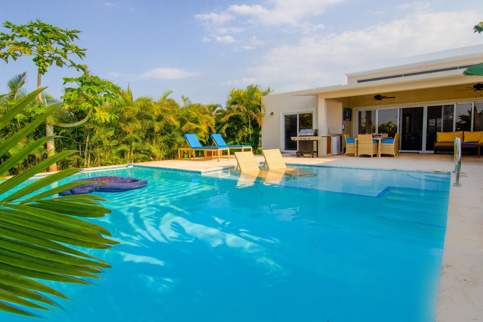 3 Bedroom Private Resort Villa Sosua