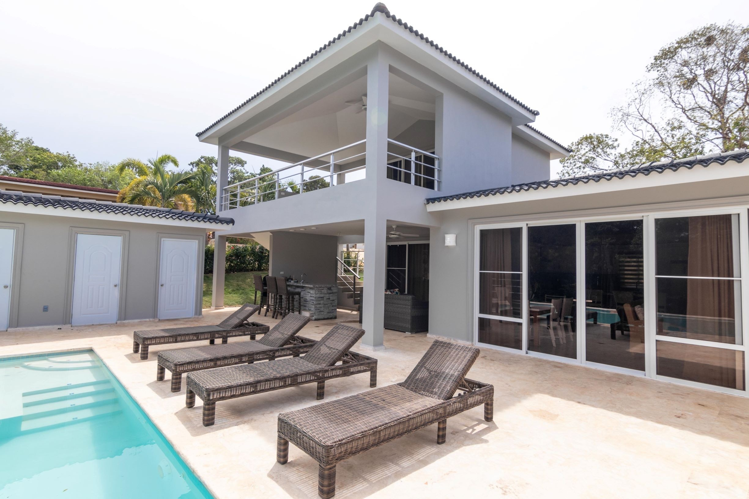 Sosua Holiday Rental Villa Dominican Republic