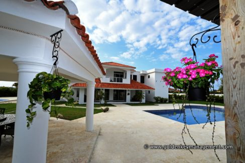 10 bedroom Sosua villa rental DR