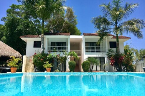 9 Bedroom Compound Rental Sosua Dominican Republic