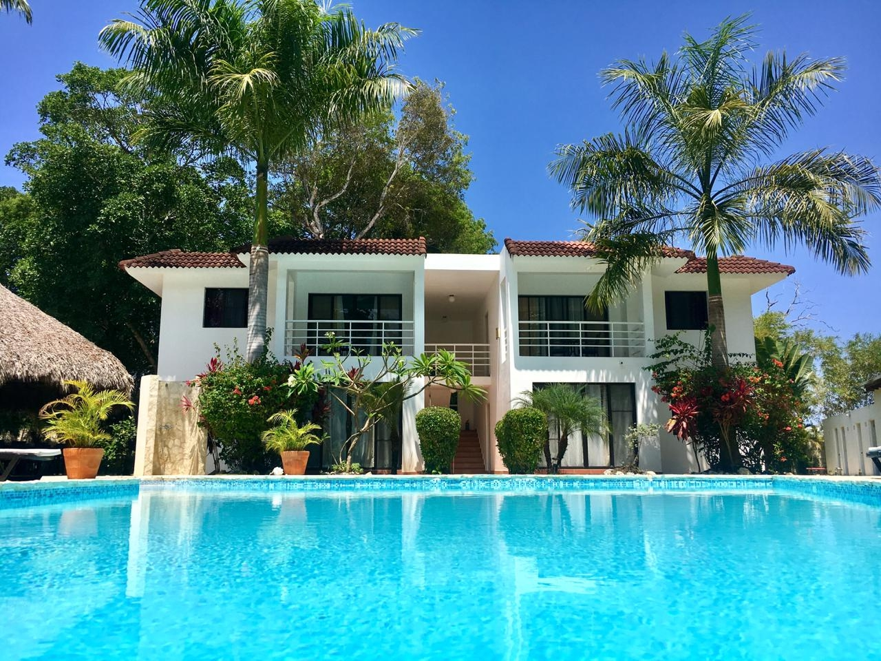 9 Bedroom Compound Rental Sosua