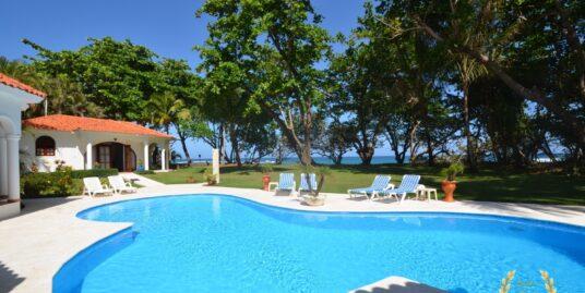 Encuentro Beach Rental Cabarete villa