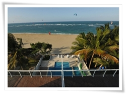 luxury beach condo rental in Cabarete