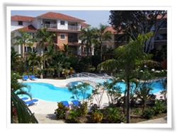 2 bedroom condo for rent in Cabarete close to beach