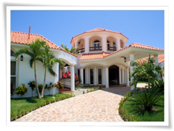 luxury villa rental in caribbean, sosua dominican republic