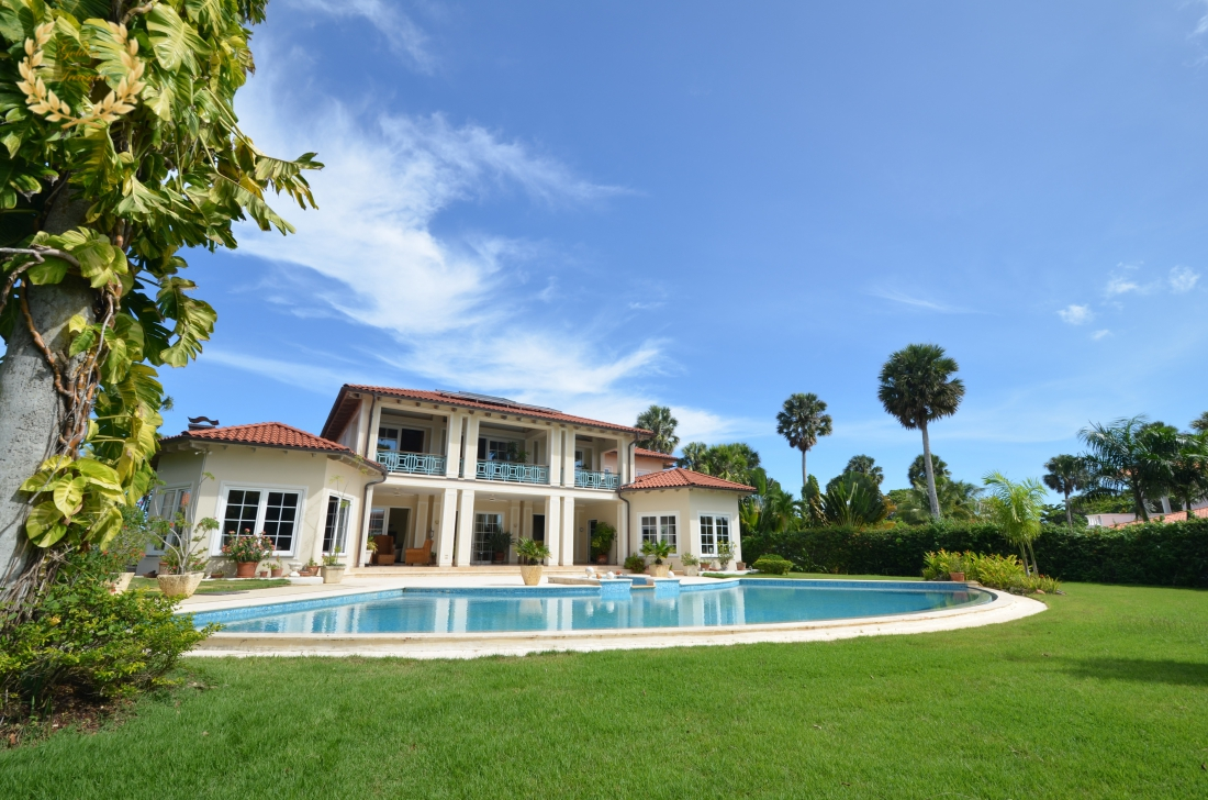 Cabarete Beach Villa For Sale