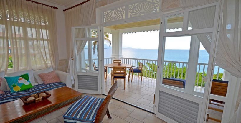 Ocean Front 2 Bedroom Condo