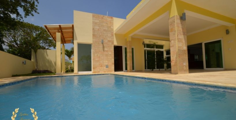 Modern 2 Bedroom Villa For Sale