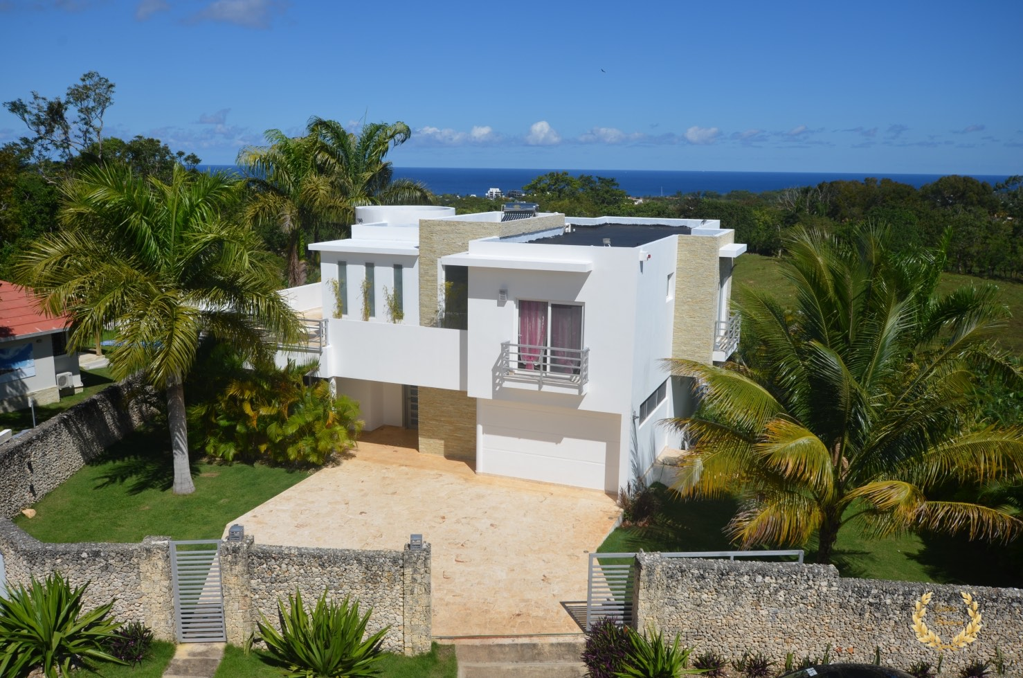 Sosua Contemporary House For Sale