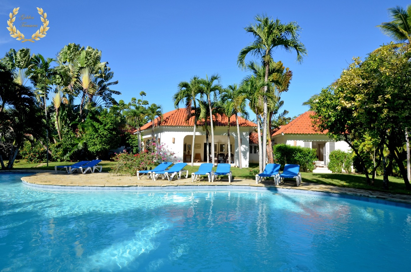 Beach Access Villa Sale Cabarete
