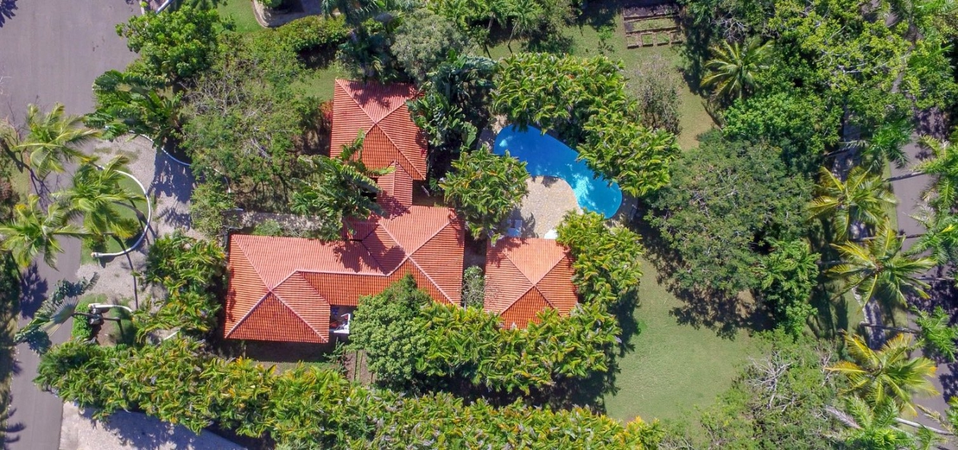 Luxury Cabarete Beach Villa
