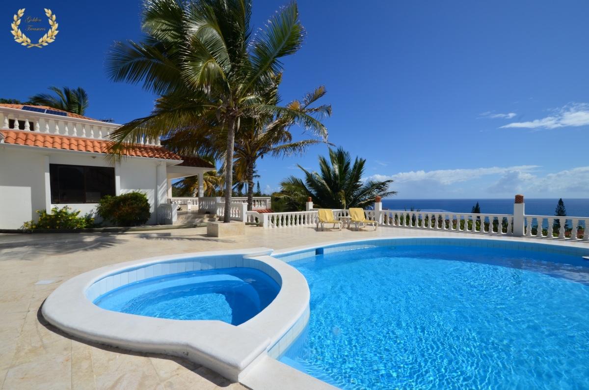 Ocean View Villa For Sale