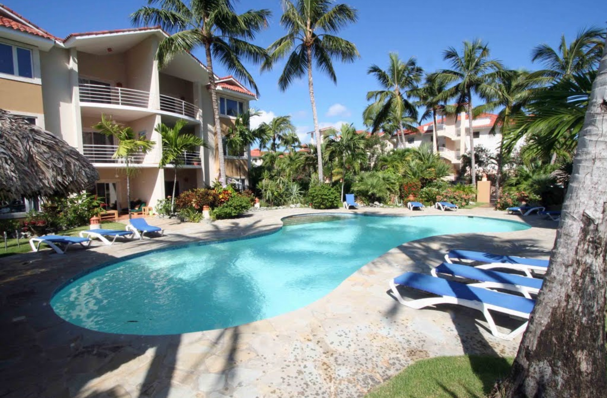 2 Bedroom Condo in Cabarete