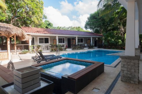 small hotel sale sosua