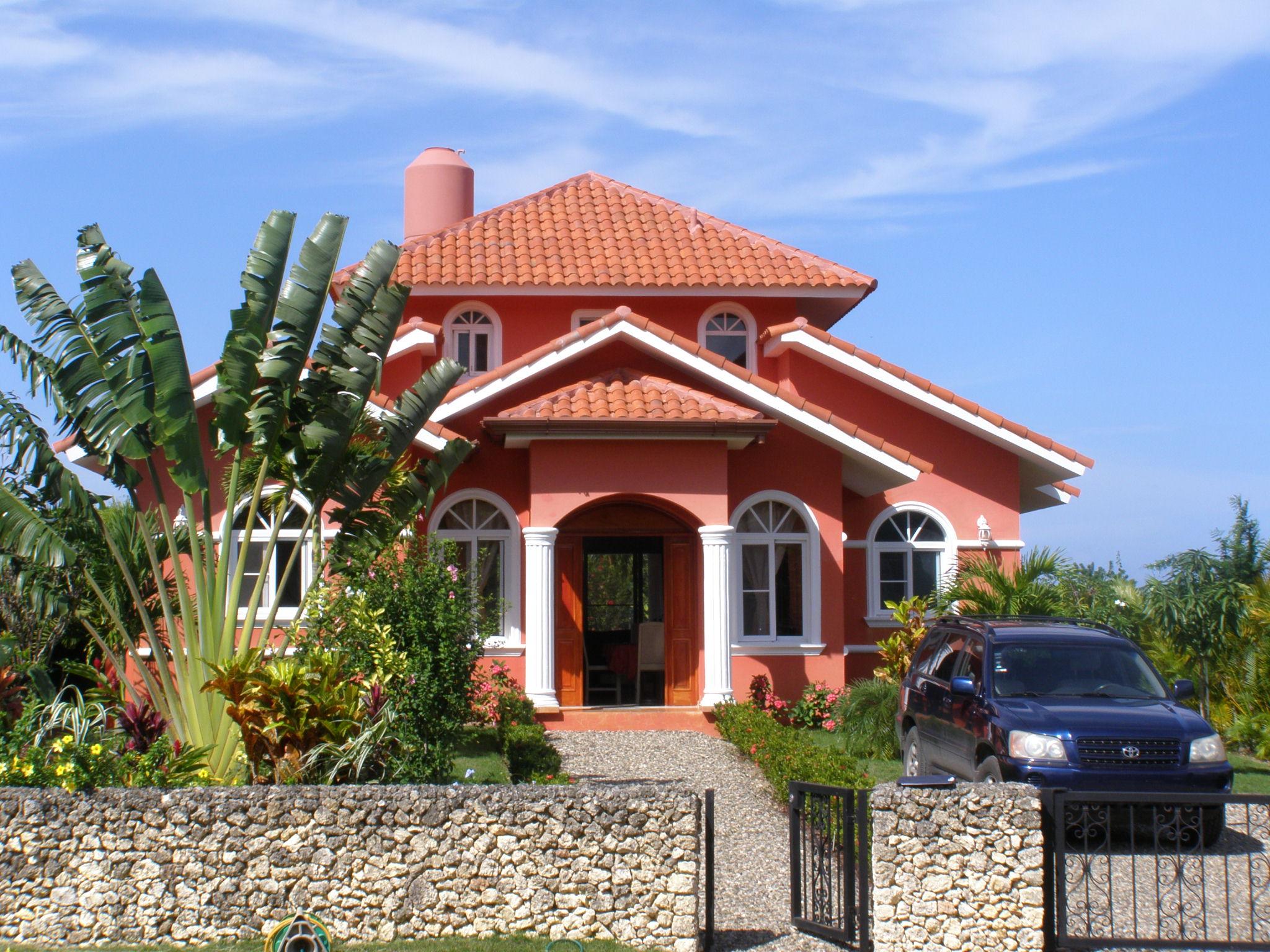 Cozy House For Sale in Sosua, Dominican Republic