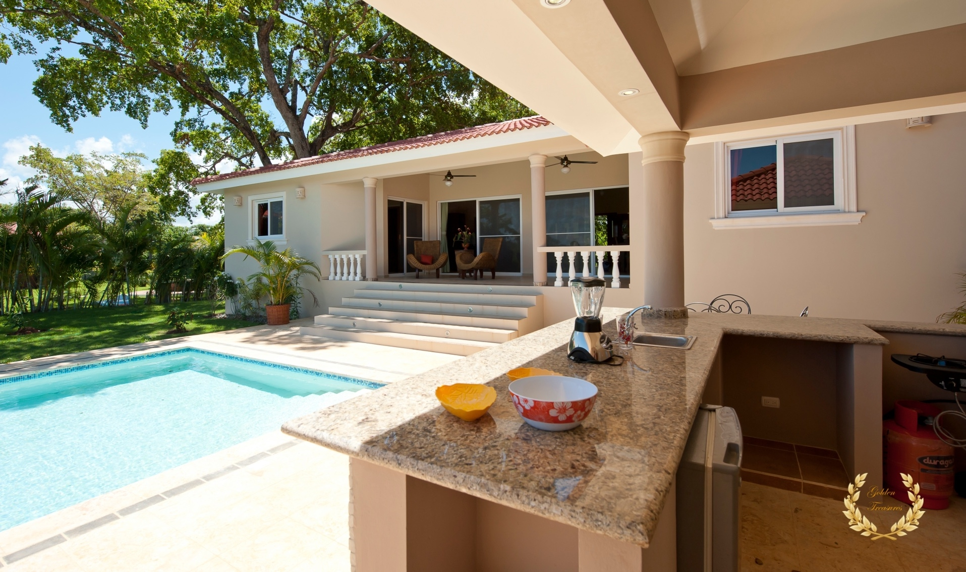 3 Bedroom Caribbean Lifestyle Villa For Sale in Sosua, DR