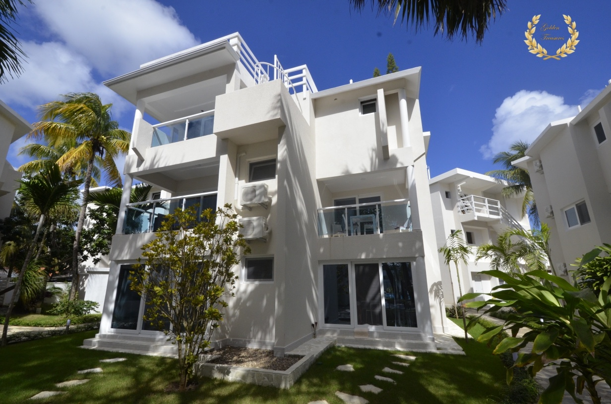 Studio Apartment For Sale in Cabarete