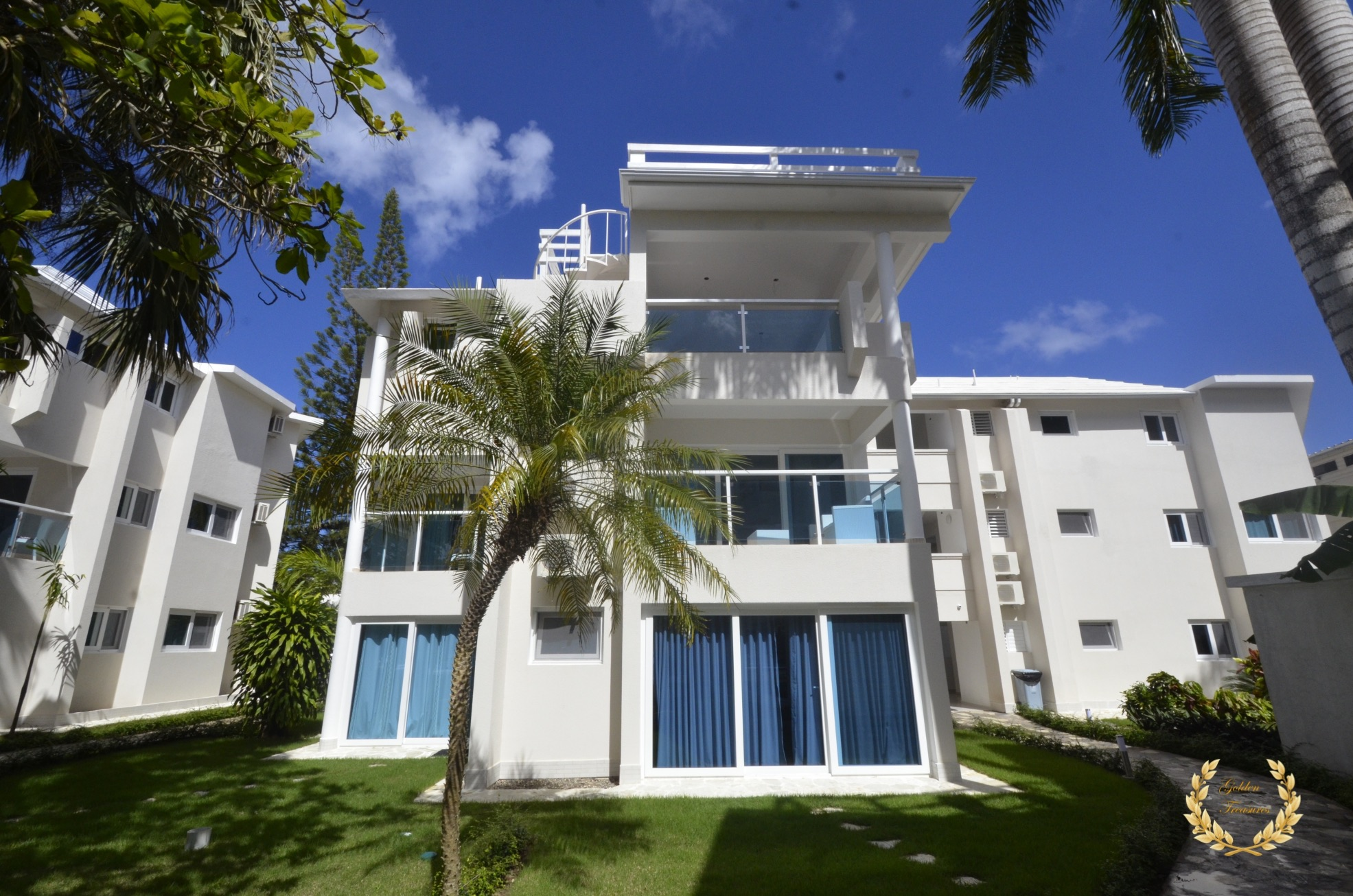 One Bedroom Condo for Sale in Cabarete