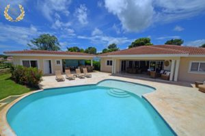 wheelchair friendly villa in Sosua