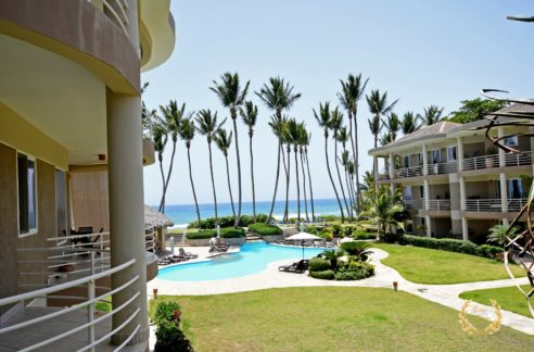 One Bedroom Cabarete Beach Condo Sale Dominican Republic